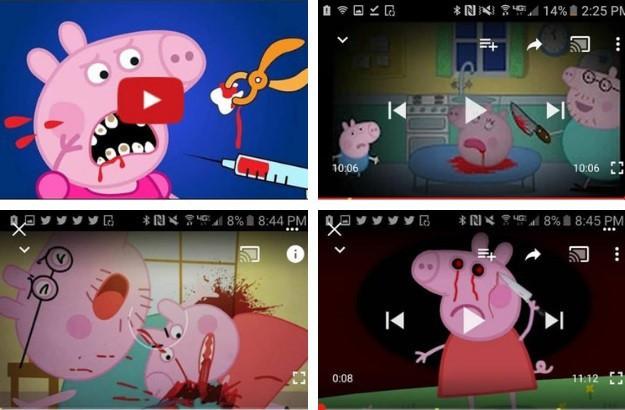 Trước thử thách tự sát Momo, Youtube từng không dưới 2 lần dính phốt nặng để lọt nội dung bẩn đầu độc trẻ em - Ảnh 5.