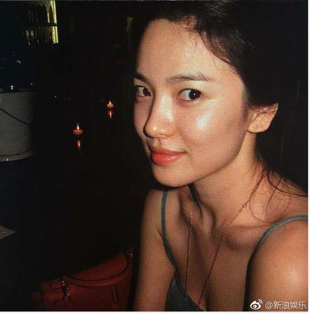 So ảnh mặt mộc của loạt mỹ nhân Hoa - Hàn: Phạm Băng Băng đánh bật Triệu Vy, Angela Baby, Song Hye Kyo… nhờ nước da đặc biệt - Ảnh 10.