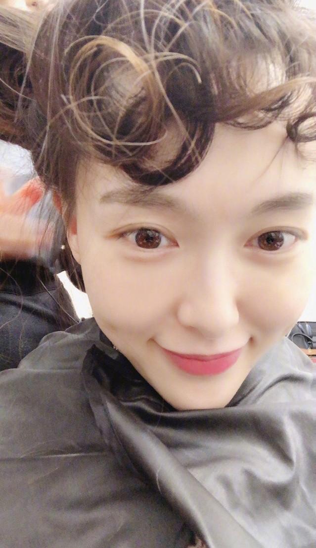 So ảnh mặt mộc của loạt mỹ nhân Hoa - Hàn: Phạm Băng Băng đánh bật Triệu Vy, Angela Baby, Song Hye Kyo… nhờ nước da đặc biệt - Ảnh 5.