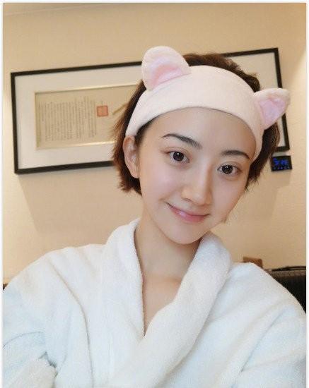 So ảnh mặt mộc của loạt mỹ nhân Hoa - Hàn: Phạm Băng Băng đánh bật Triệu Vy, Angela Baby, Song Hye Kyo… nhờ nước da đặc biệt - Ảnh 8.