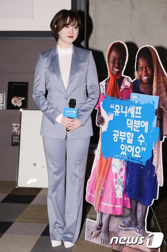 Dù tăng cân nhưng lần này Goo Hye Sun lại đẹp mỹ mãn nhờ tìm được lối makeup và style phù hợp - Ảnh 3.
