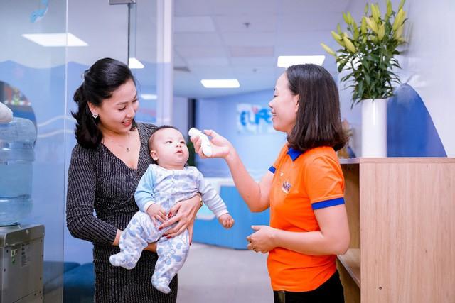 Khám phá spa cao cấp dành cho trẻ từ 2 – 24 tháng tuổi độc đáo tại Hà Nội - Ảnh 2.