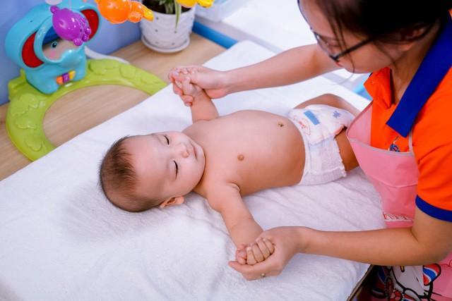 Khám phá spa cao cấp dành cho trẻ từ 2 – 24 tháng tuổi độc đáo tại Hà Nội - Ảnh 3.