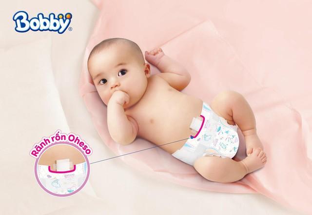 Cùng Bobby khám phá chiếc tã lý tưởng cho bé sơ sinh - Ảnh 3.