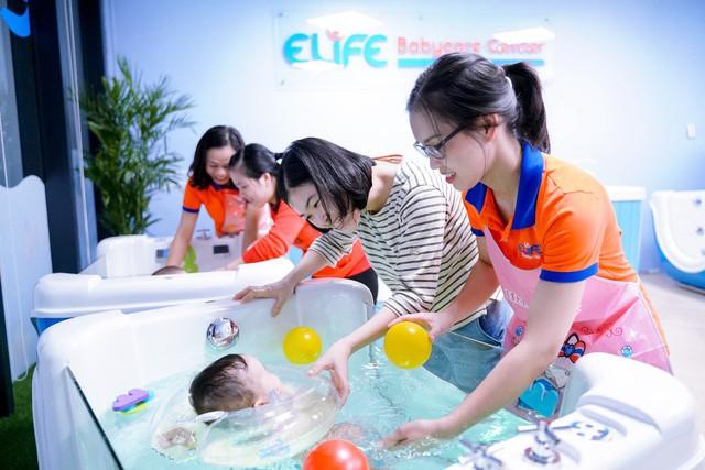 Khám phá spa cao cấp dành cho trẻ từ 2 – 24 tháng tuổi độc đáo tại Hà Nội - Ảnh 4.