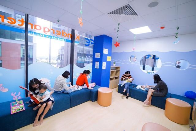 Khám phá spa cao cấp dành cho trẻ từ 2 – 24 tháng tuổi độc đáo tại Hà Nội - Ảnh 5.