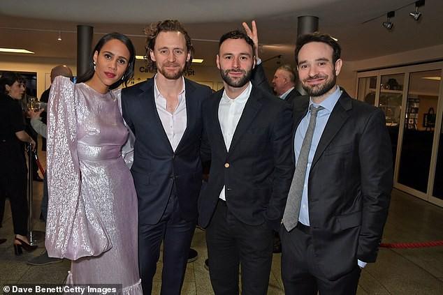 Khó tin với ngoại hình già nua, xuống sắc của Loki Tom Hiddleston - Ảnh 2.