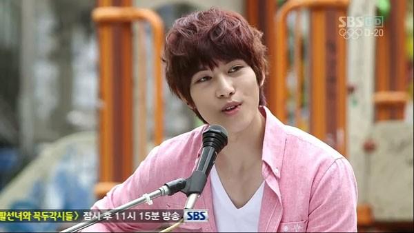 """Trước khi để lộ sự bệnh hoạn đã từng có một """"con trai Jang Dong Gun"""" đáng yêu thế này trong """"Phẩm chất quý ông"""" - Ảnh 7."""