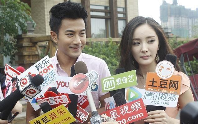 Chưa phân chia tài sản hậu ly hôn, Lưu Khải Uy bị chỉ trích là bám váy bà xã Dương Mịch - Ảnh 2.
