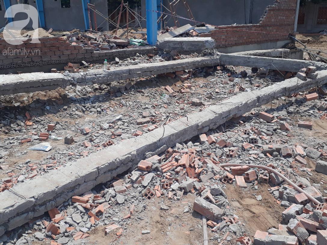 Vĩnh Long: Kinh hoàng sập tường nhà xưởng, 5 người chết, nhiều người bị vùi lấp chưa tìm thấy - Ảnh 3.