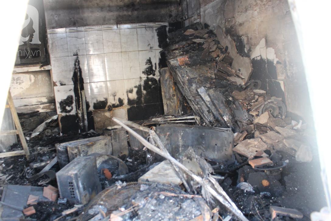 Vụ 3 người trong một gia đình chết cháy: Họ cố la hét cầu cứu, tiếng kêu nhỏ dần rồi lịm tắt - Ảnh 5.