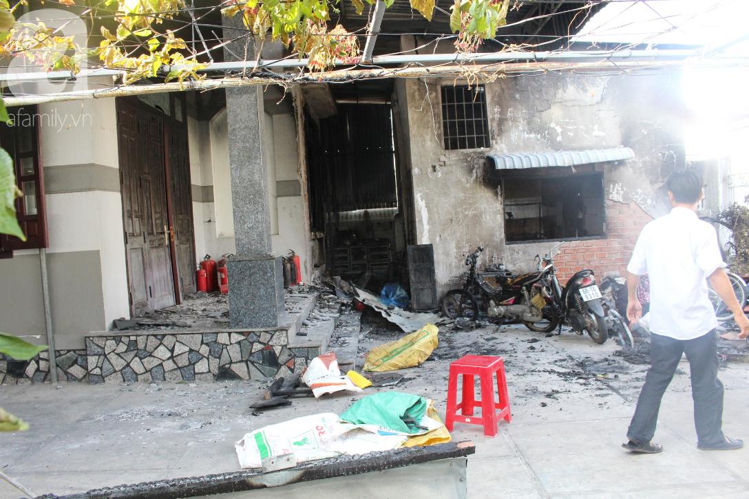 Vụ 3 người trong một gia đình chết cháy: Họ cố la hét cầu cứu, tiếng kêu nhỏ dần rồi lịm tắt - Ảnh 2.
