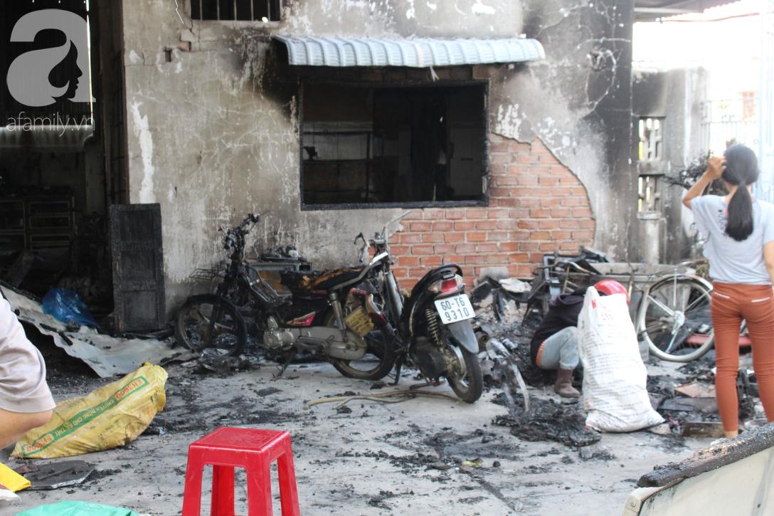 Cháy cửa hàng điện tử, 3 người một gia đình chết thảm, trong đó có bé gái mới 10 tuổi - Ảnh 3.