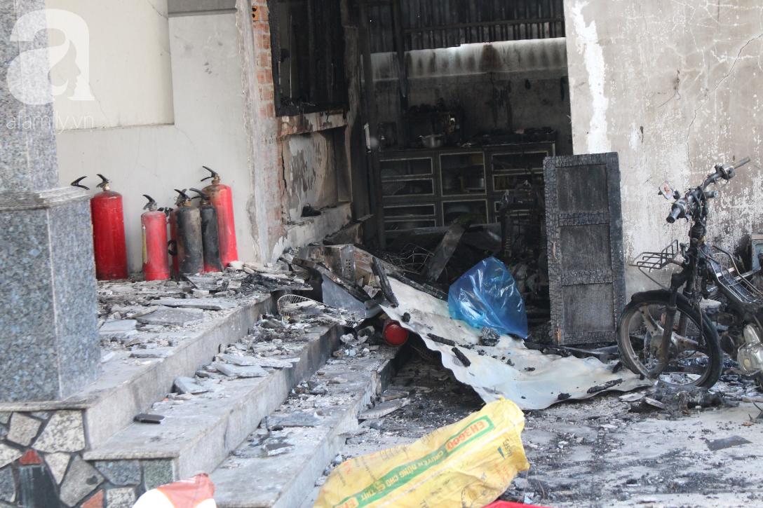 Vụ 3 người trong một gia đình chết cháy: Họ cố la hét cầu cứu, tiếng kêu nhỏ dần rồi lịm tắt - Ảnh 3.