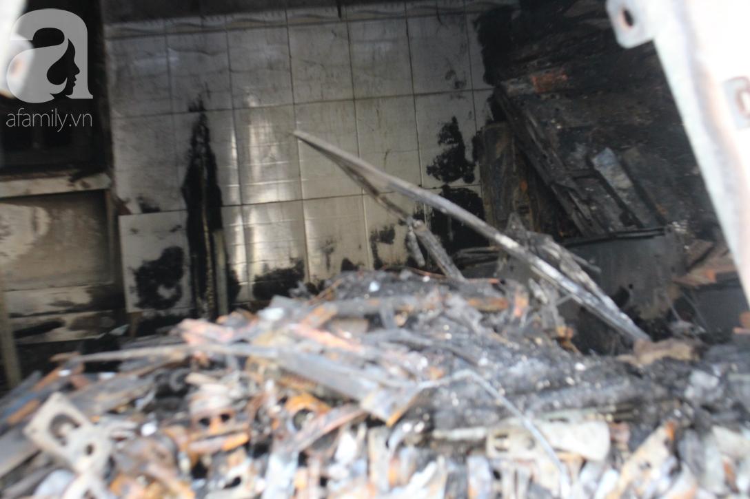 Cháy cửa hàng điện tử, 3 người một gia đình chết thảm, trong đó có bé gái mới 10 tuổi - Ảnh 2.