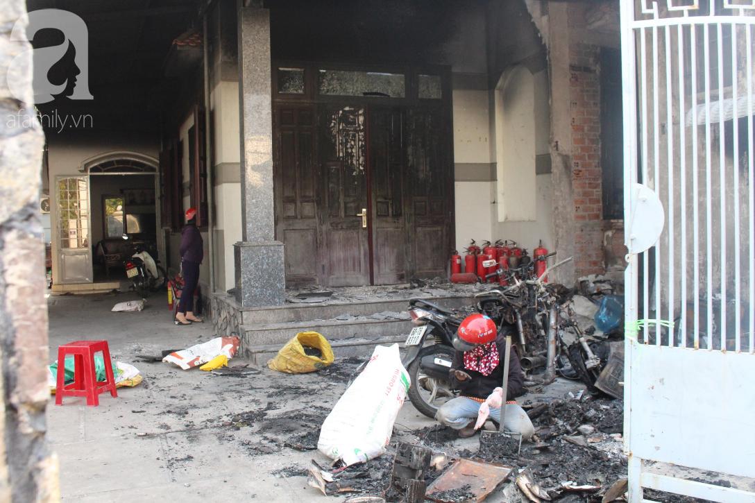 Vụ 3 người trong một gia đình chết cháy: Họ cố la hét cầu cứu, tiếng kêu nhỏ dần rồi lịm tắt - Ảnh 4.