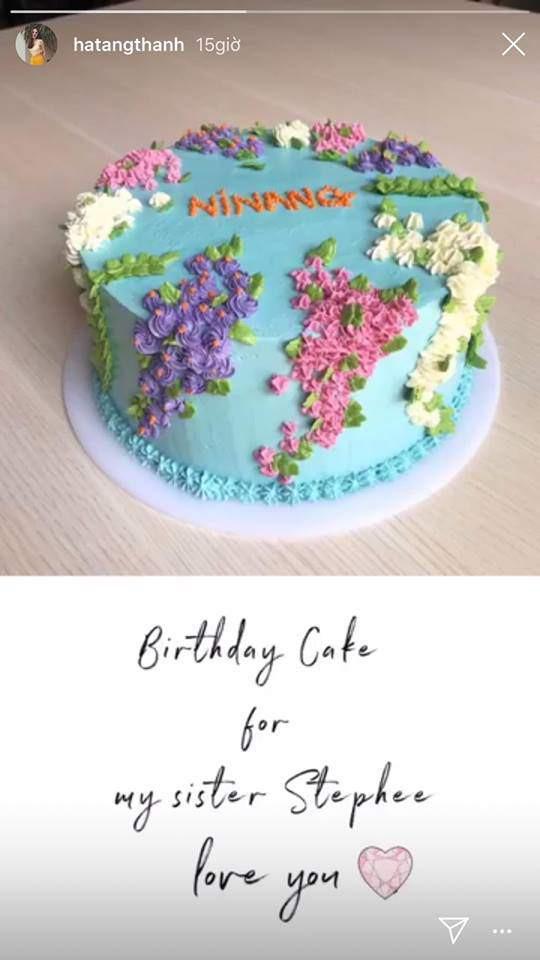 Hà Tăng chứng minh mình là người mẹ vô cùng tâm lý khi làm tặng con gái chiếc bánh sinh nhật với đúng sở thích này của bé - Ảnh 4.