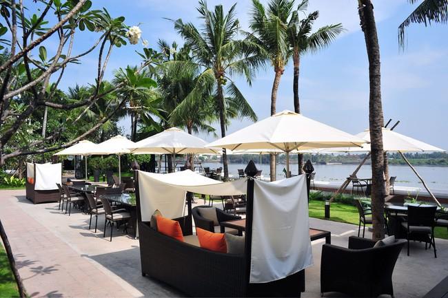 4 nhà hàng ven sông lộng gió thích hợp cho người Sài Gòn trốn nắng oi, tận hưởng ngày cuối tuần bình yên - Ảnh 3.