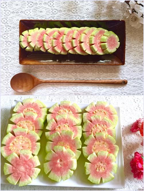 Lác mắt với những cách cắt xếp trái cây đẹp mê hồn của mẹ đảm Sài Gòn - Ảnh 2.