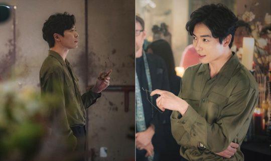 Các fan đừng lo, bạn trai mới của Park Min Young đẹp trai, thần thái chẳng kém Park Seo Joon đâu - Ảnh 2.