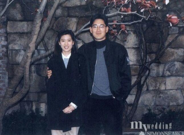 Vén màn cuộc hôn nhân vì lợi ích kín tiếng của thái tử Samsung và ái nữ tập đoàn đối thủ - Ảnh 1.
