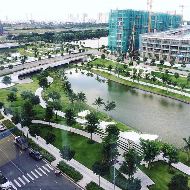 6 công viên cực đẹp, nhiều góc sống ảo mà bạn chưa biết ở Sài Gòn thì thật đáng tiếc - Ảnh 13.