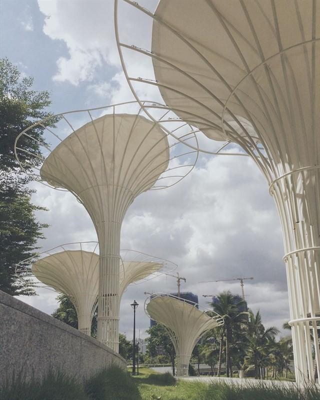 6 công viên cực đẹp, nhiều góc sống ảo mà bạn chưa biết ở Sài Gòn thì thật đáng tiếc - Ảnh 14.