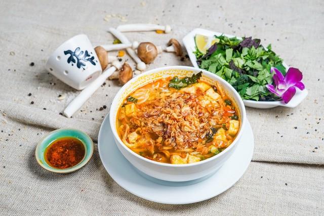 Ăn chay vì sức khỏe – xu hướng ẩm thực mới của lối sống hiện đại - Ảnh 2.