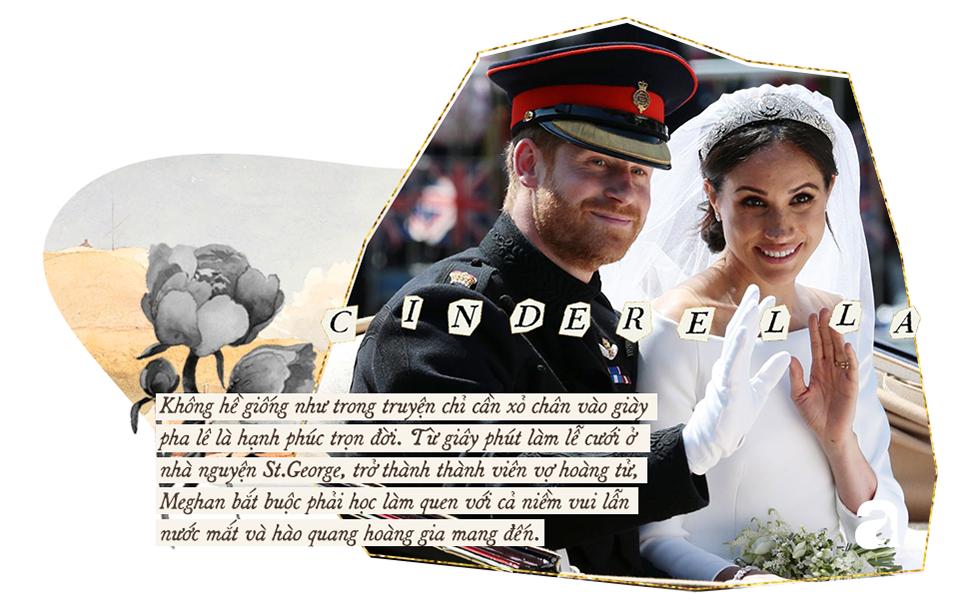 Meghan Markle: Từ nàng Lọ Lem da màu được kì vọng đến nàng dâu Hoàng gia thị phi, nhất cử nhất động đều bị công chúng chỉ trích - Ảnh 11.