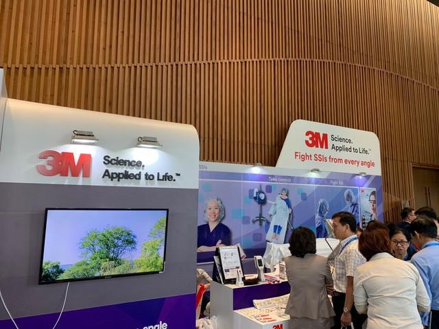 Tập đoàn 3M giới thiệu các sản phẩm kiểm soát nhiễm khuẩn bệnh viện tại hội nghị APSIC - Ảnh 2.