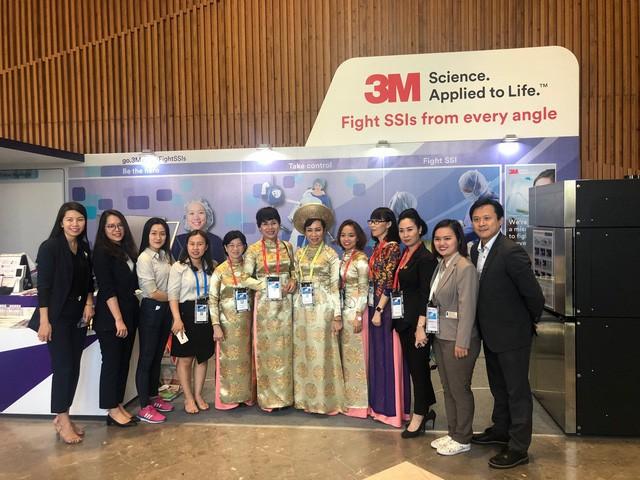 Tập đoàn 3M giới thiệu các sản phẩm kiểm soát nhiễm khuẩn bệnh viện tại hội nghị APSIC - Ảnh 3.
