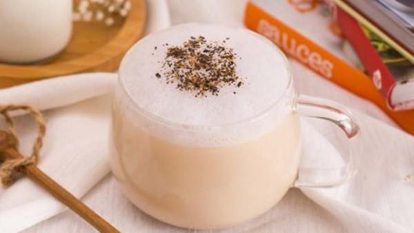 Hóa ra món trà sữa Latte sang chảnh pha chẳng khó tẹo nào, tôi làm trong nháy mắt là xong! - Ảnh 6.