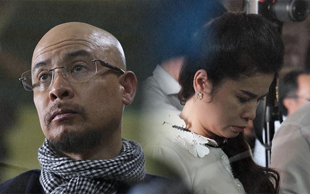 NÓNG: Vợ chồng ông chủ cà phê Trung Nguyên tiếp tục đến tòa ly hôn, bà Thảo vắng mặt