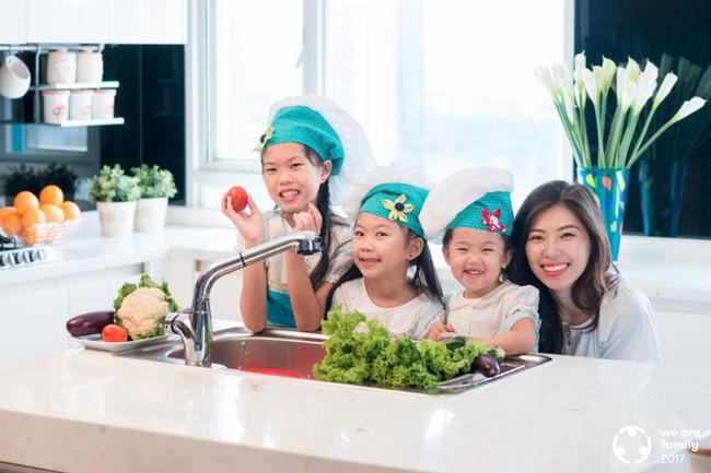 Hot mom Sài Gòn mạnh tay chi 210 triệu để 3 con gái tự trang trí phòng theo ý mình, lý do bí mật phía sau rất bất ngờ - Ảnh 3.