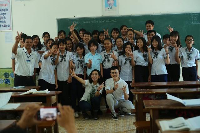 """Dấu ấn của hành trình """"Ước Mơ Từ Làng"""" trao học bổng cho học sinh nghèo trên cả nước - Ảnh 3."""