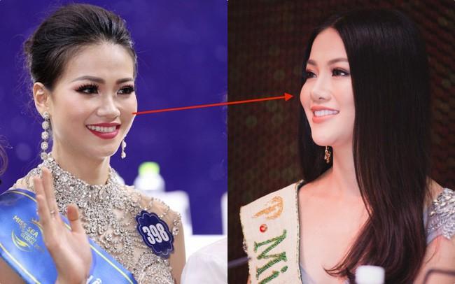 Đụng hàng hết Kỳ Duyên lại Diệp Lâm Anh, nhưng khuôn mặt của Miss Earth Phương Khánh mới là điều dân tình chú ý - Ảnh 7.