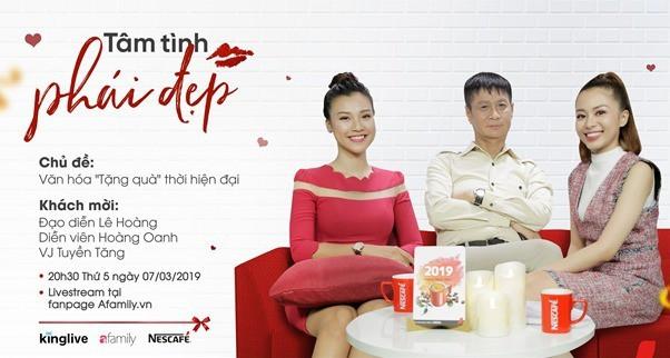 Tâm tình phái đẹp: Đạo diễn Lê Hoàng và MC Hoàng Oanh nói về Văn hóa Tặng quà thời hiện đại - Ảnh 2.
