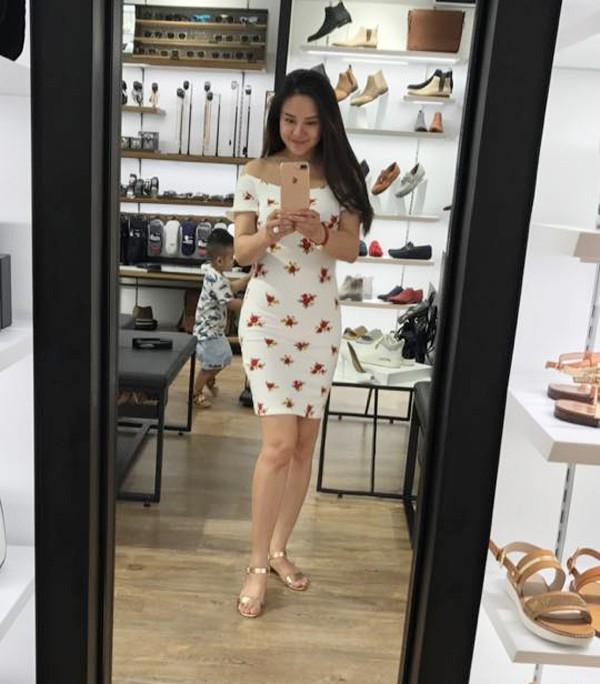 Vy Oanh tiết lộ hình ảnh xuống sắc khi mang thai: Tăng 24kg, mặt đầy mụn, nám khiến nhiều mẹ bỉm sữa đồng cảm vì nỗi khổ chung - Ảnh 2.