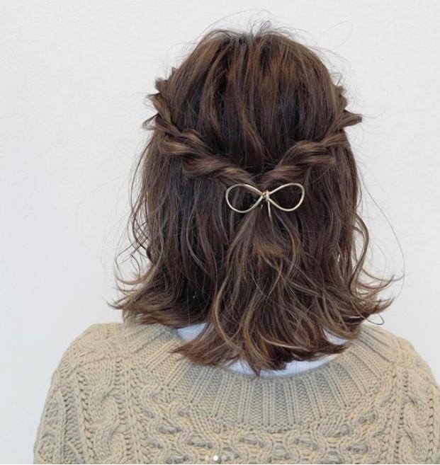 Dù là phe tóc dài hay hội chị em tóc ngắn thì luôn có một kiểu tóc siêu xinh để các nàng làm điệu trong ngày 8/3 - Ảnh 13.
