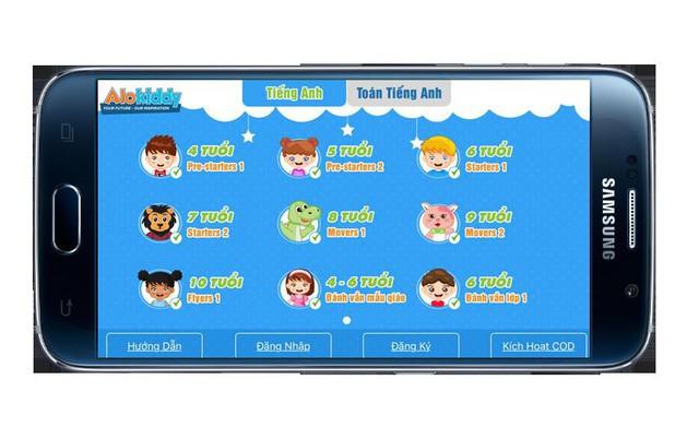 Trẻ học tiếng Anh triệt để cùng Alokiddy - Ảnh 2.