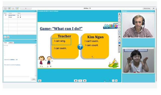Trẻ học tiếng Anh triệt để cùng Alokiddy - Ảnh 4.