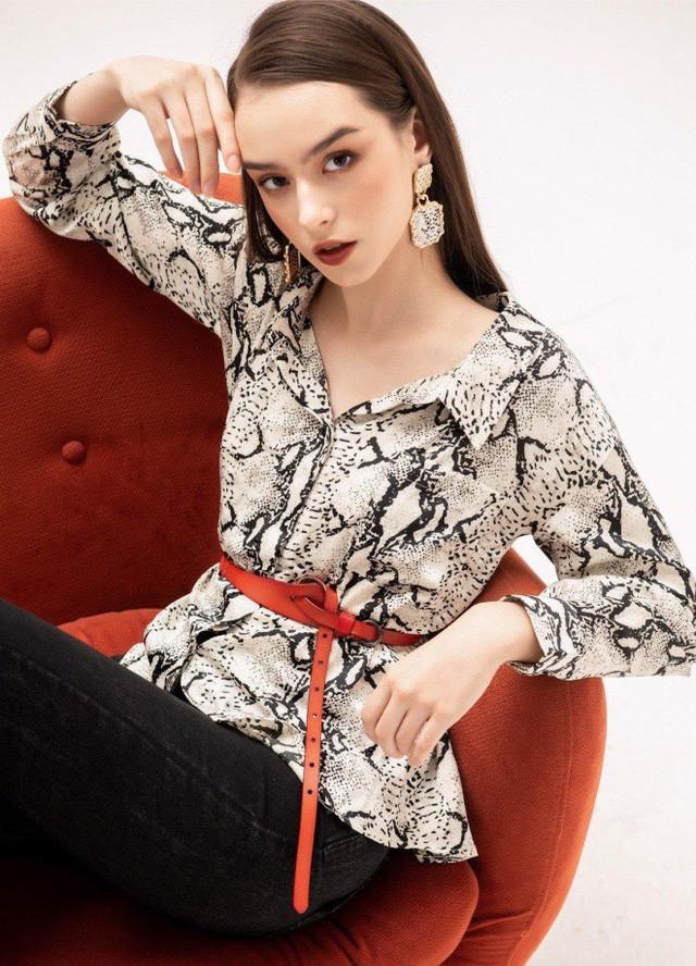 Bùng nổ các loại họa tiết giữ vị trí ngôi vương trong xu hướng thời trang 2019 - Ảnh 2.