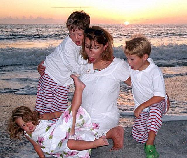 Những bức ảnh ấn tượng chỉ có thể bắt gặp ở bãi biển khiến ai nhìn thấy cũng phải cười sái quai hàm mới thôi - Ảnh 12.