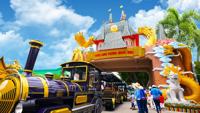 Mùng 10 tháng ba: Nhớ về nguồn cội với lễ hội giỗ Tổ Hùng Vương tại Suối Tiên - Ảnh 10.