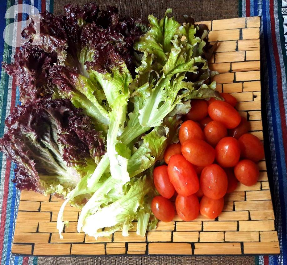 Có công thức xốt trộn salad đa năng này, bạn ăn món salad nào cũng ngon miễn bàn! - Ảnh 1.