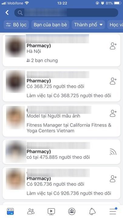 Xuất hiện nhiều Facebook giả mạo hot girl bị nghi lộ clip nóng viết status câu like - Ảnh 2.