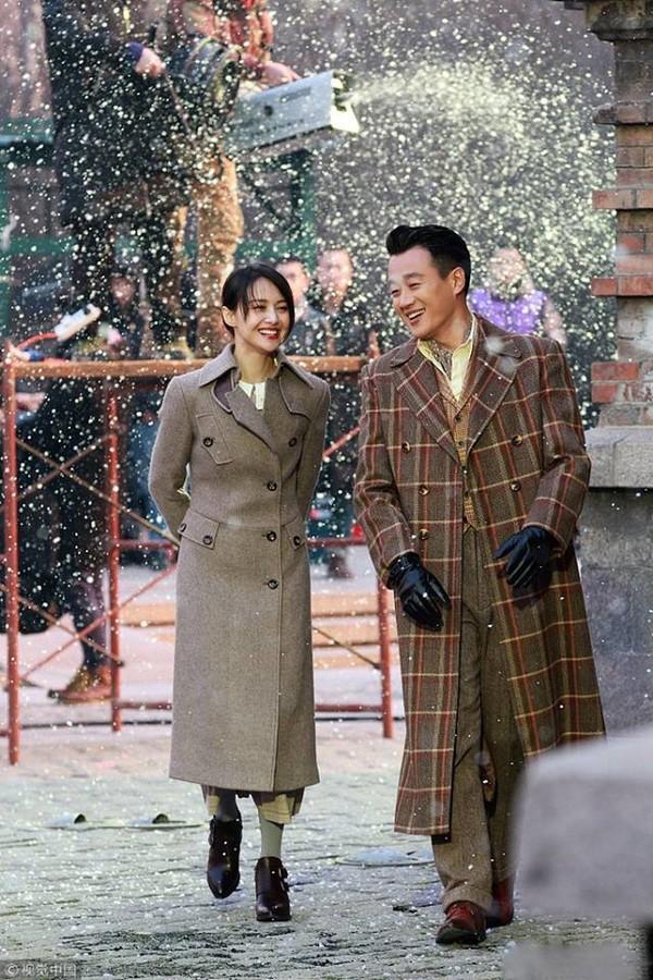 Trịnh Sảng xinh đẹp long lanh trong trailer phim dân quốc mới - Ảnh 3.