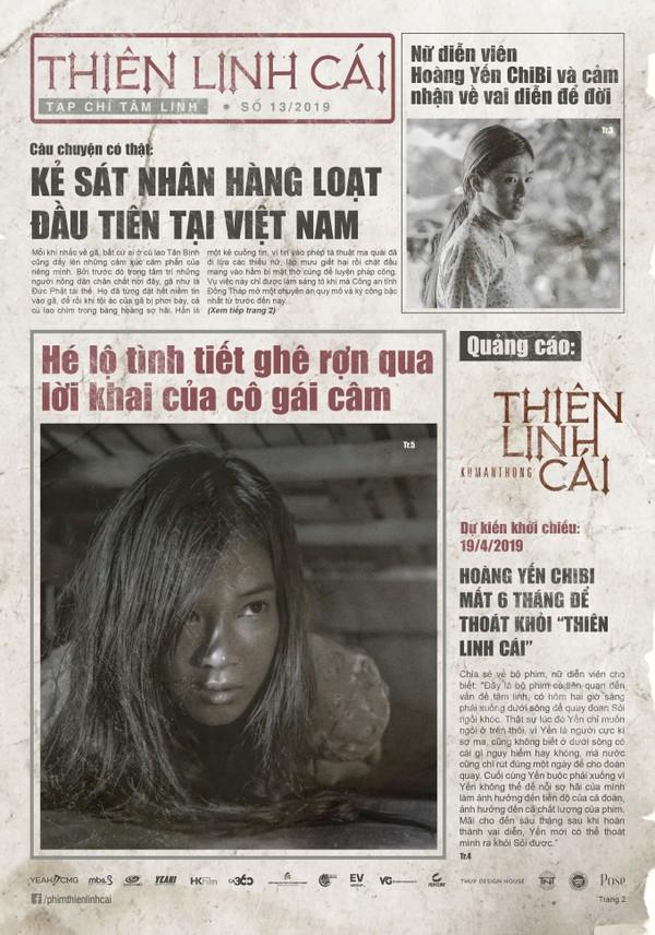 Số nhọ như Hoàng Yến Chibi: Có tận 3 phim bị dời lịch - Thiên Linh Cái hoãn trước 4 ngày khởi chiếu, có phim bặt vô âm tín - Ảnh 4.