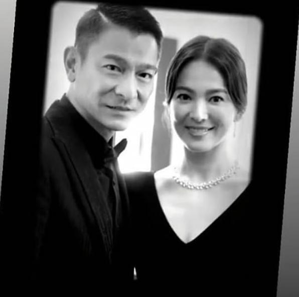 Sau bão tin đồn ly hôn, Song Hye Kyo chụp ảnh tình tứ cùng một người đàn ông khác, không phải Song Joong Ki  - Ảnh 1.