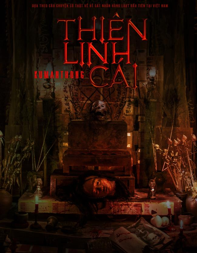 Phim về bùa ngải 18+ gây sốc nhất Việt Nam - Thiên Linh Cái chính thức dời ngày ra mắt  - Ảnh 1.